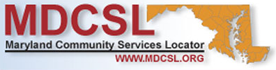 Maryland Community Services Locater
