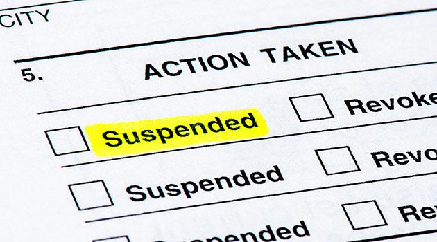How Maryland Punishes Driver's License Violations - MVLS