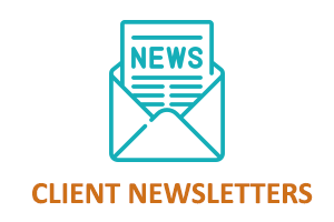 Client Newsletters Icon